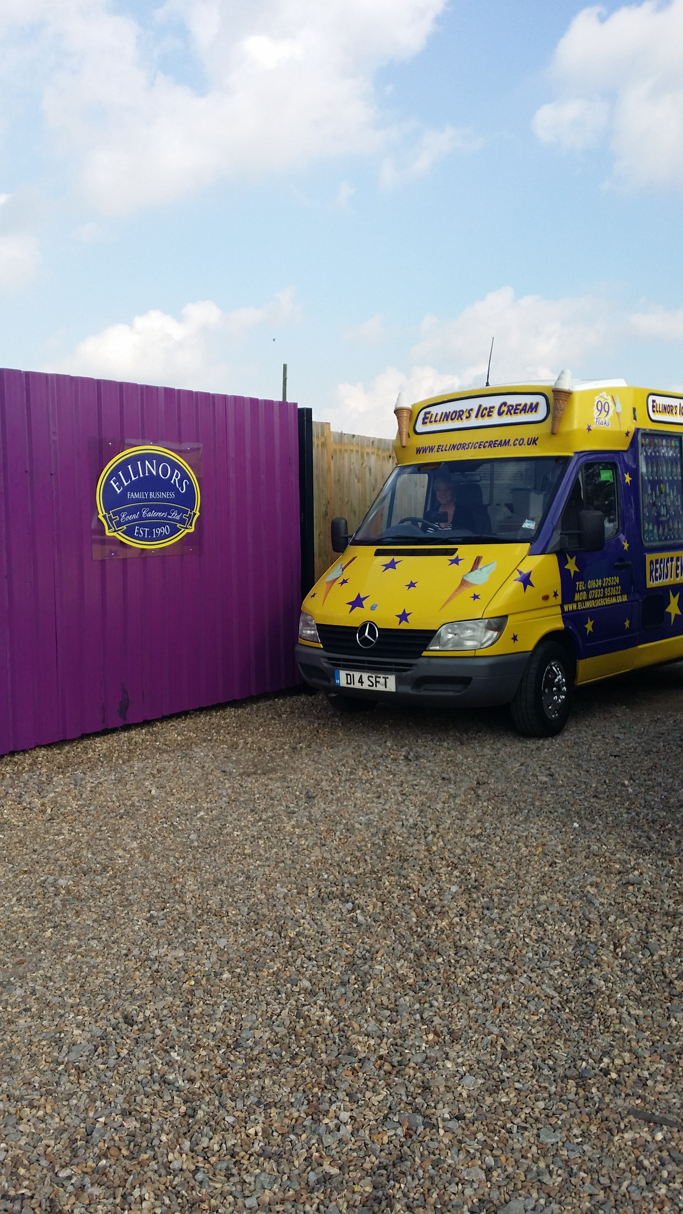 6c3a549a43a9 Ellinors Ice Cream Vans Announce Move to New Office and Catering Depot »  office4